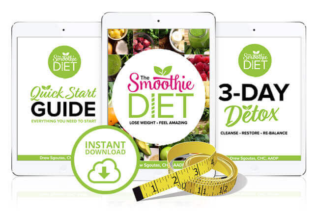 The 21 day smoothie diet plan